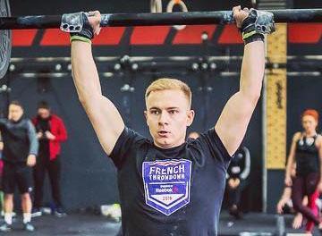 Crossfit toruń, torun - najlepszy box w toruniu - trening perosnalny, funkcjonalny, menager - Sebastian Lary